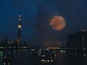 隅田川花火大会の穴場スポットはどこにあるのか?教えますね。