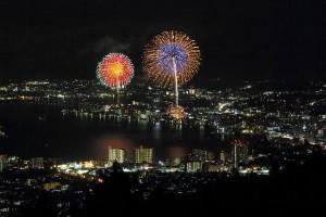 横須賀花火大会の穴場スポットで良い場所を確保しましょう。