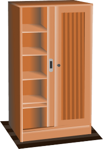 地震対策グッズや、家具の転倒防止のやり方について、調べました。