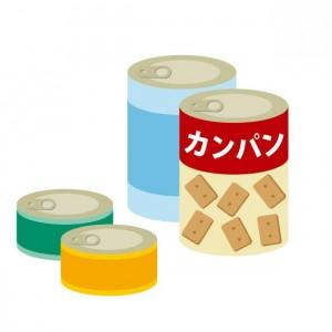 非常食のおすすめと、おいしい缶詰やパンお菓子についてお伝えします。