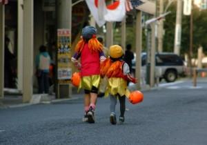 ハロウィンで子供の衣装を簡単に手作りで作ろう!男の子やベビー向け