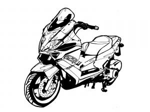 バイクの名義変更の必要書類と仕方について調べてみました。