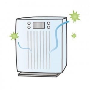 加湿器の効果と肌や喉の影響。風邪予防に効くのかを検証します。