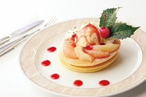 パンケーキとホットケーキの違いとは?レシピや作り方。カロリー比較