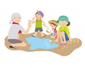 浜名湖で潮干狩り。弁天島ほかおすすめ3選。無料スポットも!