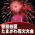 世田谷区たまがわ花火大会2019。日程や穴場スポット!