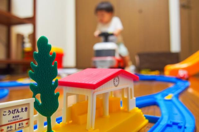 子供の部屋がすぐ散らかる・・・片付けられる子供にする秘訣
