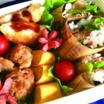 お弁当の前日準備!冷凍食品を弁当箱に詰め自然解凍ってどう?