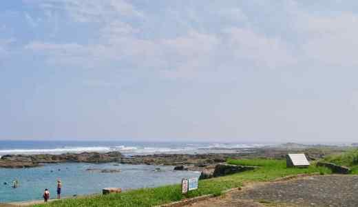 屋久島の穴場!?春田浜の海水浴場とタイドプールのご紹介