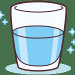 お薬を水で飲んでいますか?