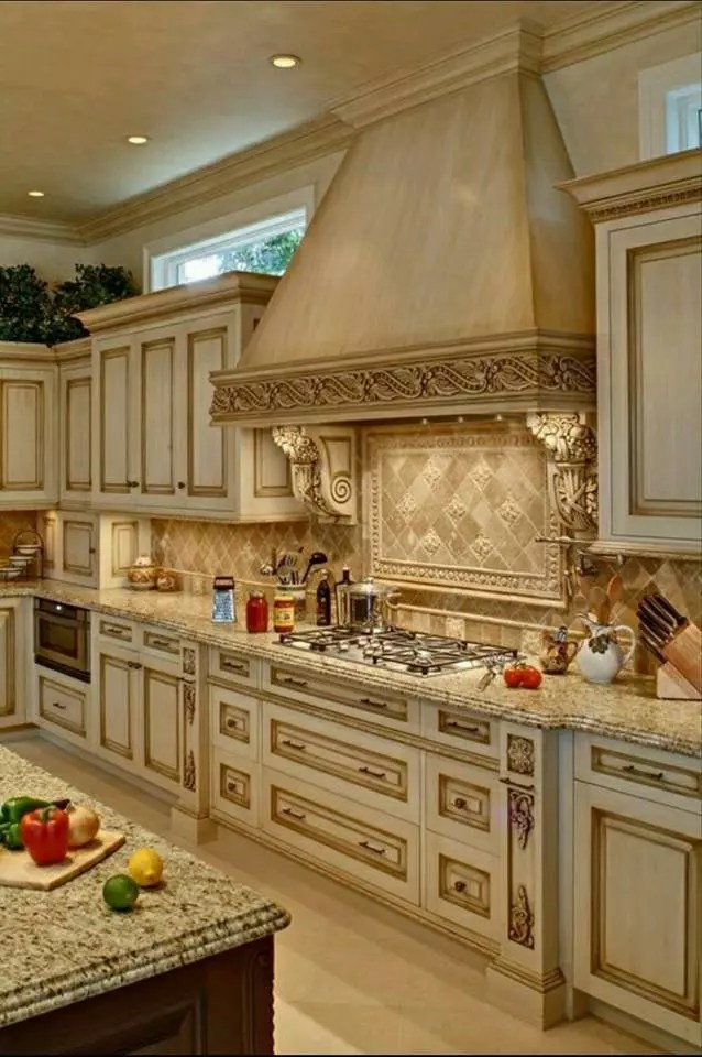 L Shaped Kitchen Ideas Island
