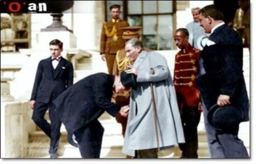 İngiltere kralı ve Atatürk