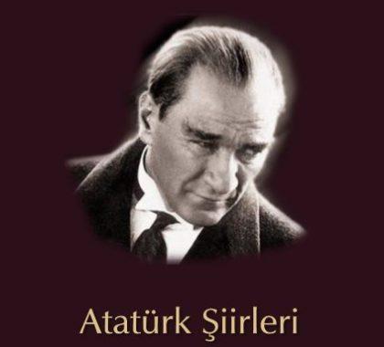 Atatürk'e yazılan şirk dolu şiirler