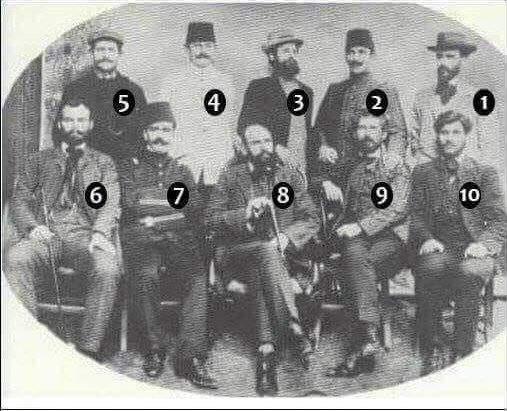 Osmanlı'yı yıkanlar