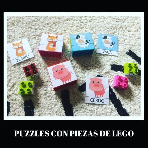 PUZZLES LEGO