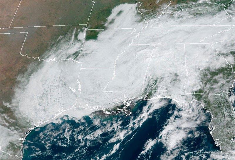 Beta satellite image