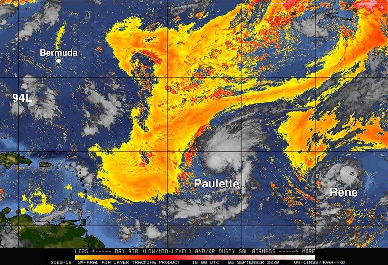 Three Atlantic systems image