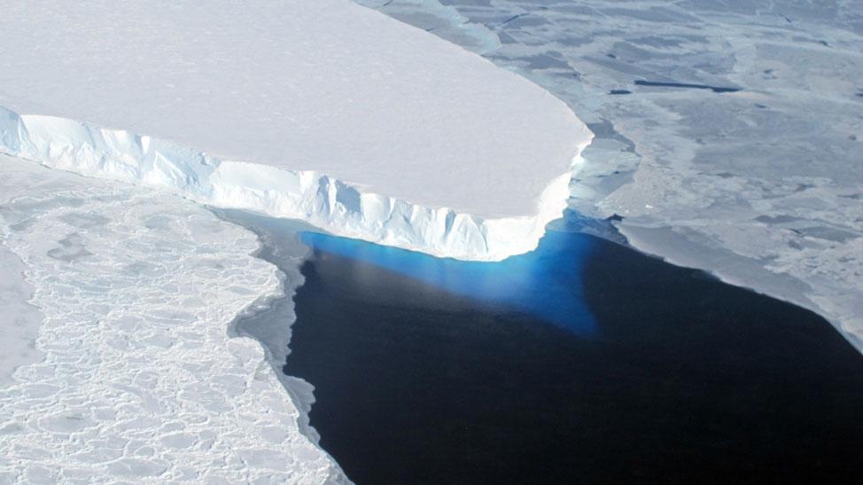 Thwaite's glacier