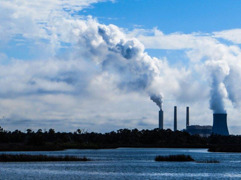 Crystal River nuclear facility