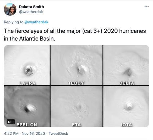 Smith tweet image