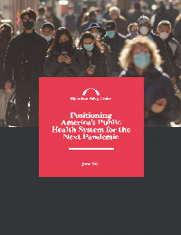 Book cover for BPC report