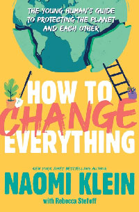 How to Change Everything Book Cover