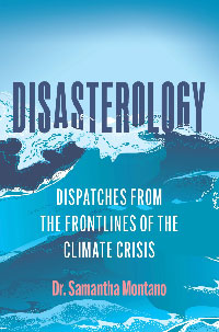 Disasterology book cover