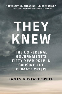 They Knew book cover