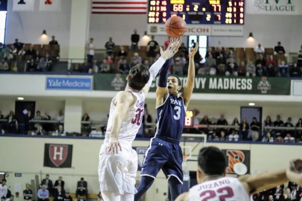 MEN'S BASKETBALL: No. 2 Yale advances to March Madness ...