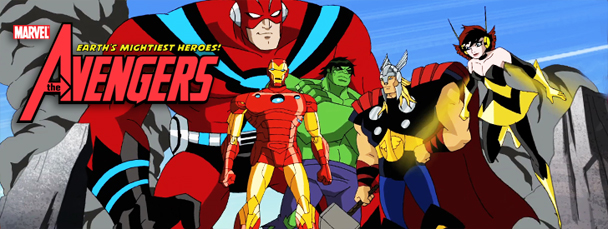 The Avengers Earths Mightiest Heroes 2 Temporada Ya