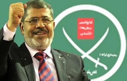 Image result for Mohamed Morsi muslim brotherhood