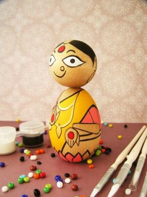 DIY Lakshmi Devi