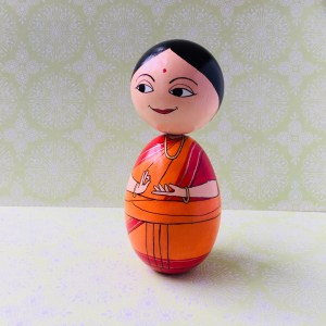 Rukmini Devi Arundale - Front