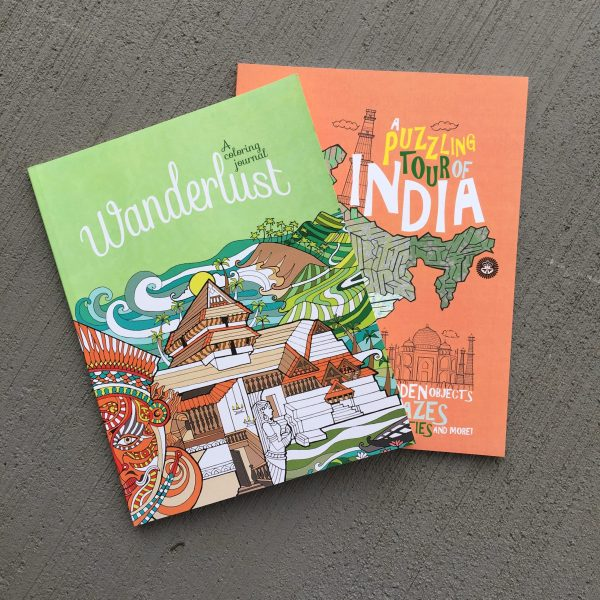 Activity Book Bundle
