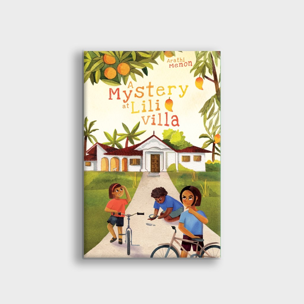 A Mystery at Lili Villa Cover