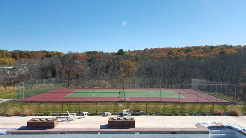 Tennis at Yalick Farms