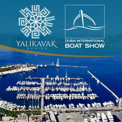 The Best Super Yacht Marina of The Mediterranean Yalıkavak Marina to Represent Turkey at Dubai International Boat Show