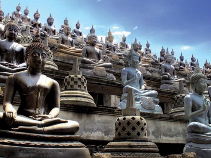 نتيجة بحث الصور عن معبد جانجارامايا البوذي