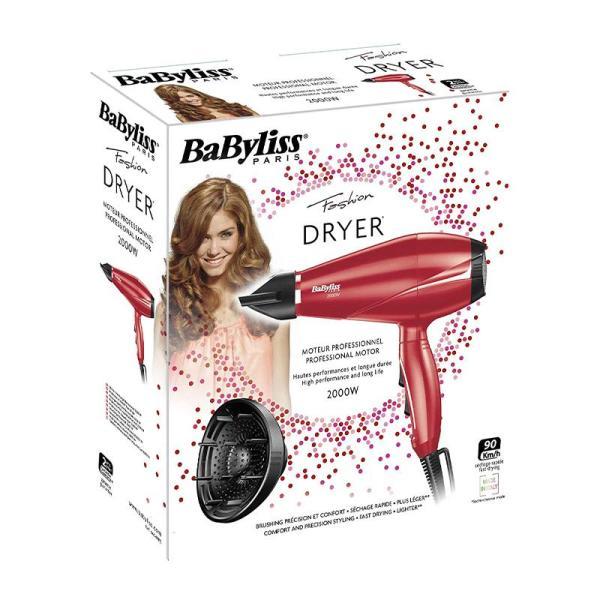 Babyliss Hair Dryer With Diffuser 2000 W - www.yallagoom.com.qa