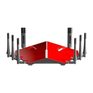 D-Link AC5300 Ultra Wi-Fi HD Streaming and Gaming Router DIR-895L - www.yallagoom.com.qa