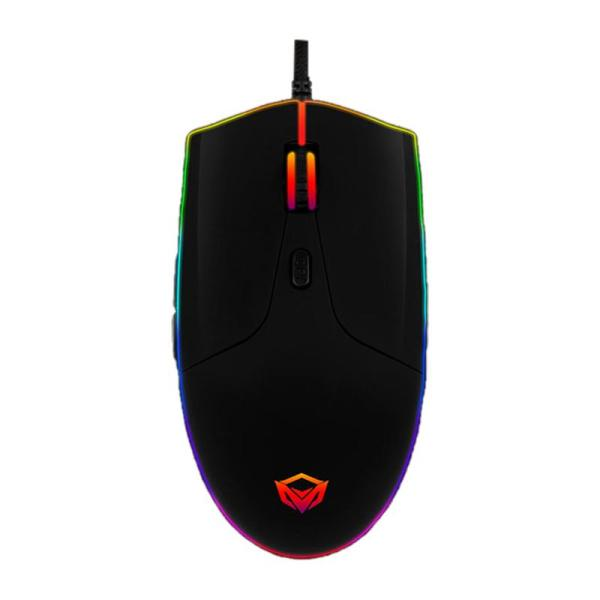 Meetion MT-GM21 Gaming Wired Mouse - www.yallagoom.com.qa
