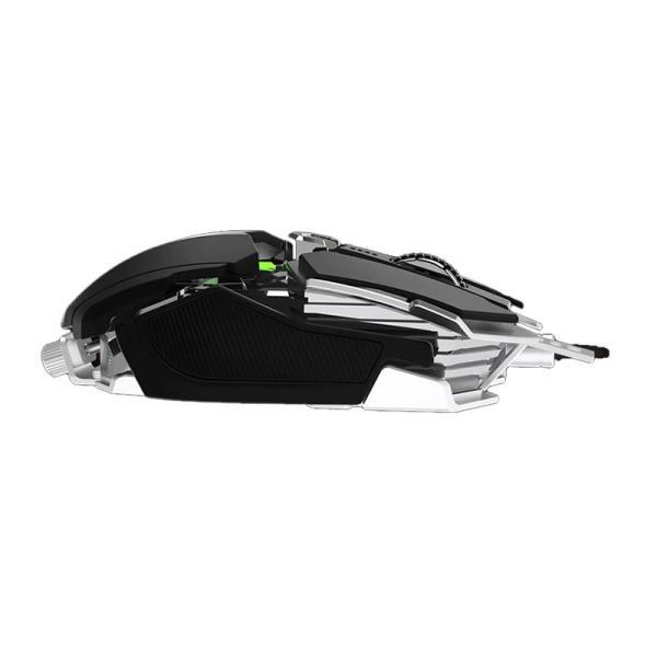 Meetion MT-M990S Mechanical Gaming Mouse Black - www.yallagoom.com.qa