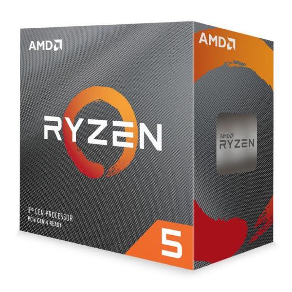 RYZEN AMD 5 3600 6 CORE 12 THREAD  PROCESSOR-yallagoom.com.qa