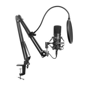 Sandberg Streamer USB Microphone Kit - www.yallagoom.com.qa