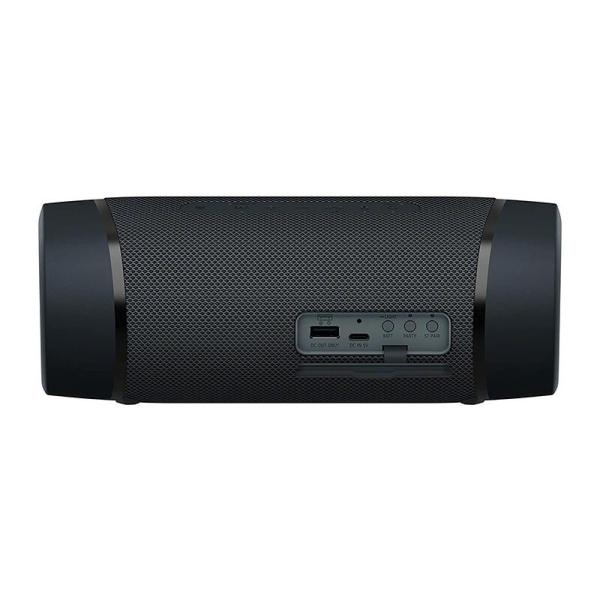 Sony XB33 Extra Bass Wireless Waterproof Portable Bluetooth Speaker Black - www.yallagoom.com.qa