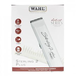 WAHL Hair Clipper Sterling White Trimmer - www.yallagoom.com.qa