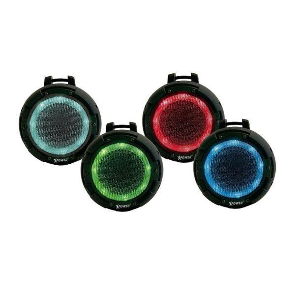 XPower EP Bluetooth Speaker Black-Yallagoom.com.qa
