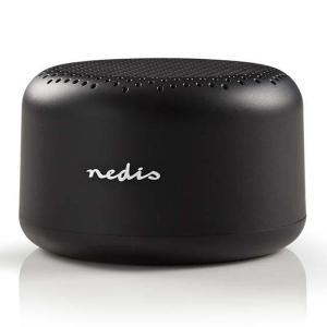 Bluetooth® Speaker | 9 W | Up to 3 Hours Playtime | Black-Yallagoom.com.qa