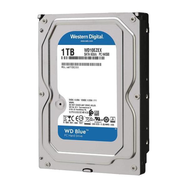 WD – 1TB BLUE 64MB 7200RPM INT DP HDD-yallagoom.com.qa