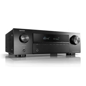 Denon AVR-X250BT- 5.1 Ch. 4K Ultra HD AV Receiver with Bluetooth-Yallagoom.com.qa